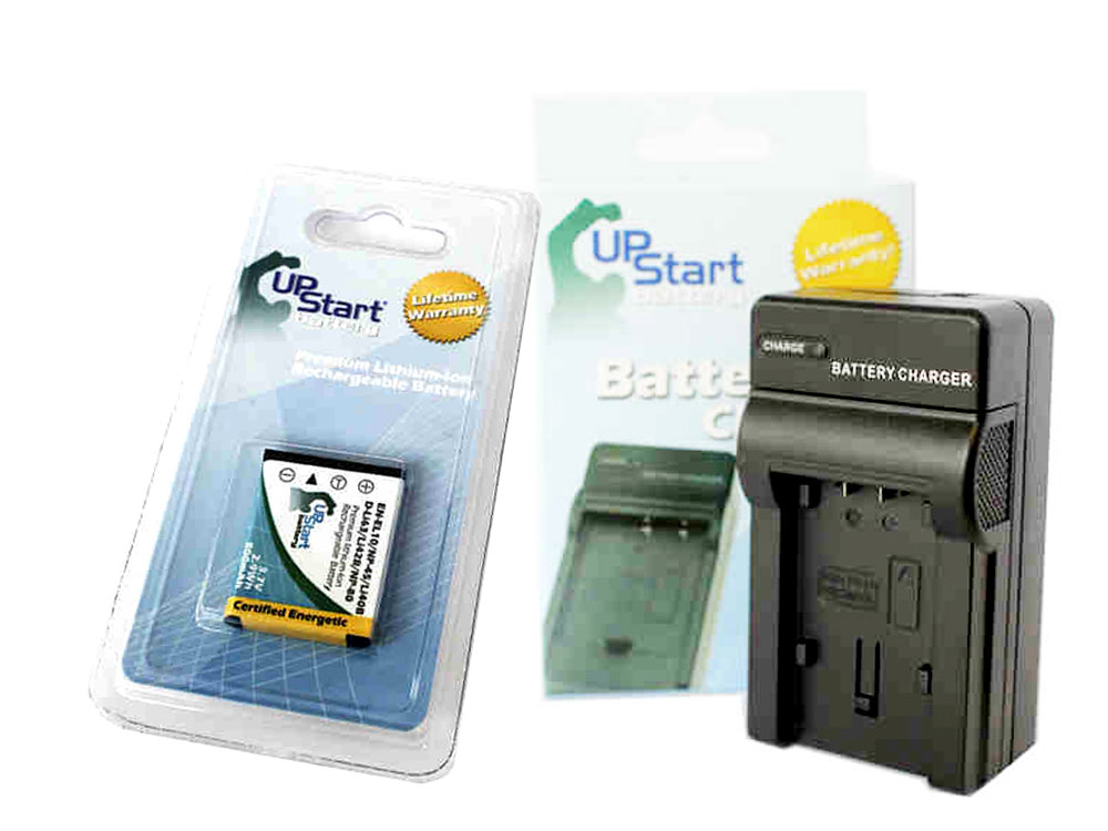 UpStart Battery Kodak EasyShare Mini Digital Camera Battery + Charger Kit - Replacement Kit for Kodak KLIC-7006 at Sears.com