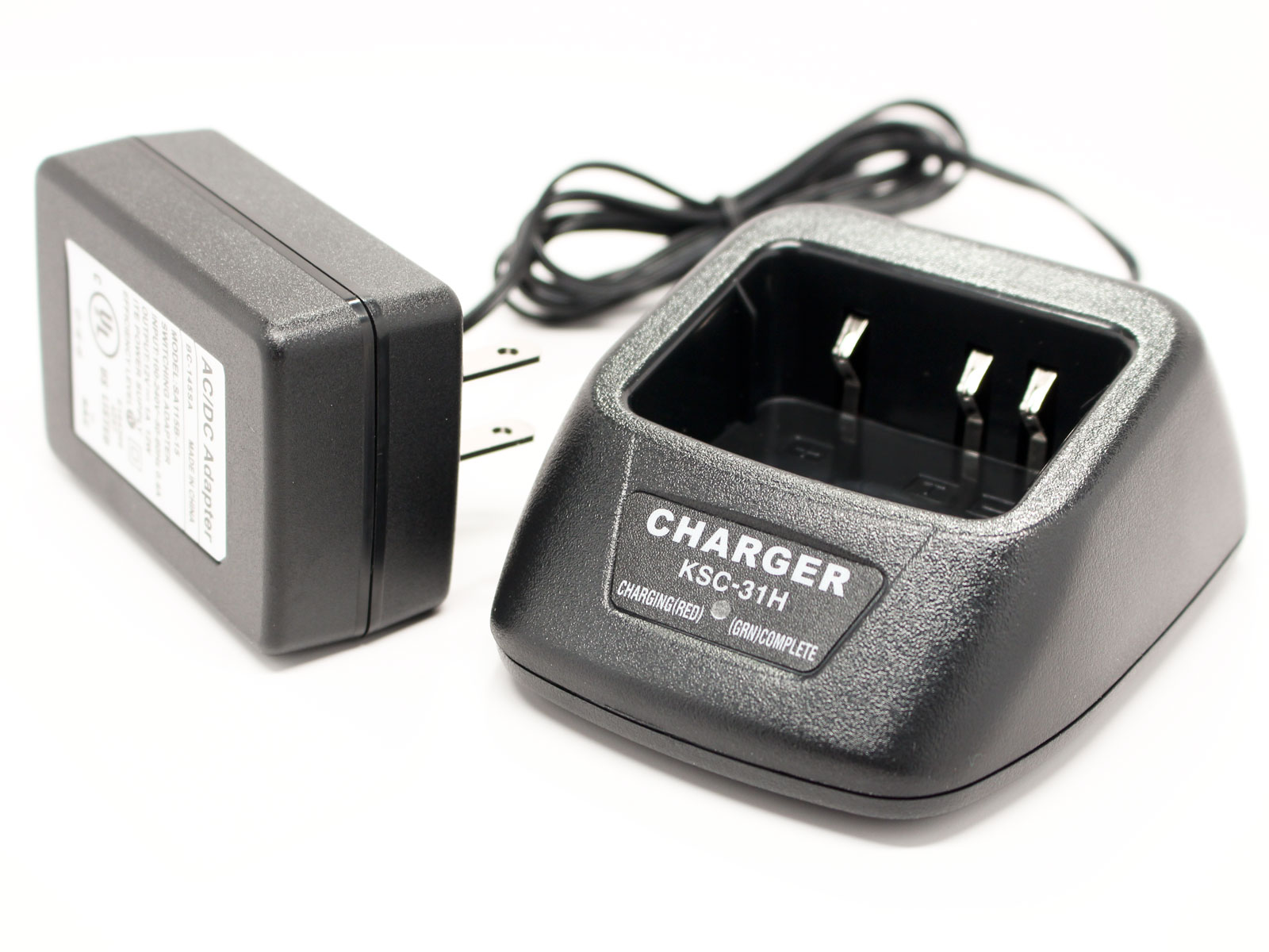UpStart Battery Kenwood TK-3306M3 Charger - Replacement for Kenwood KNB-29N Two-Way Radio Chargers (100-240V) at Sears.com