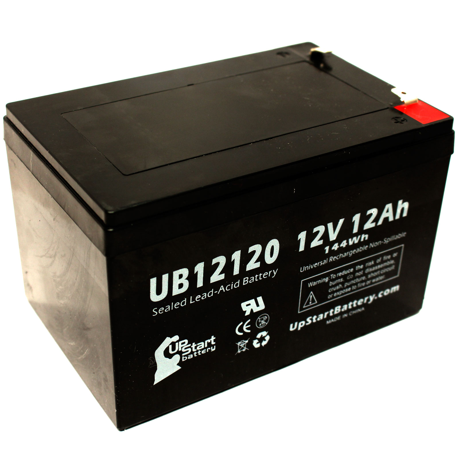 Lead Acid Battery : Apc smart ups battery ub v ah sealed lead