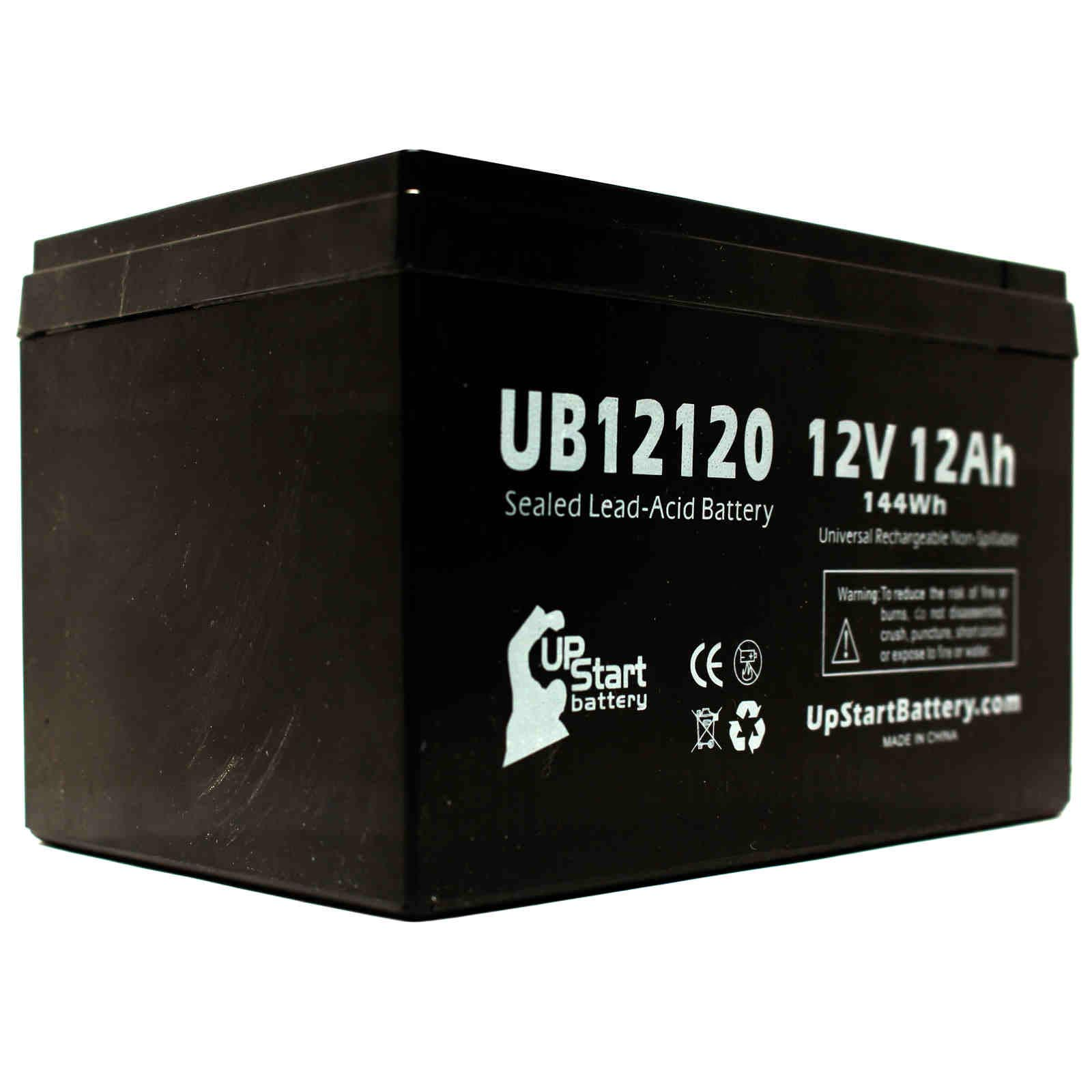 3 pack apc 1000 650 battery ub12120 12v 12ah sealed lead. Black Bedroom Furniture Sets. Home Design Ideas