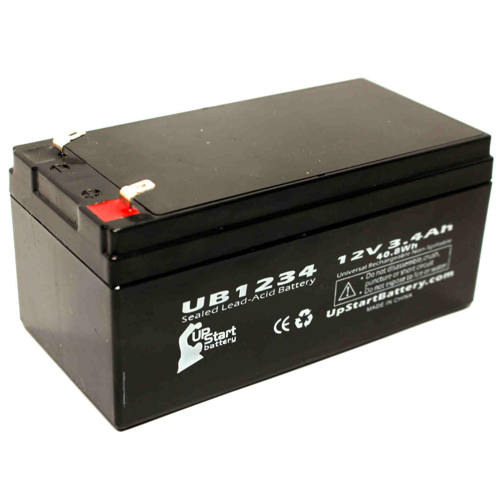 Lead Acid Battery : Cyberpower cp slg g battery ub v ah sealed