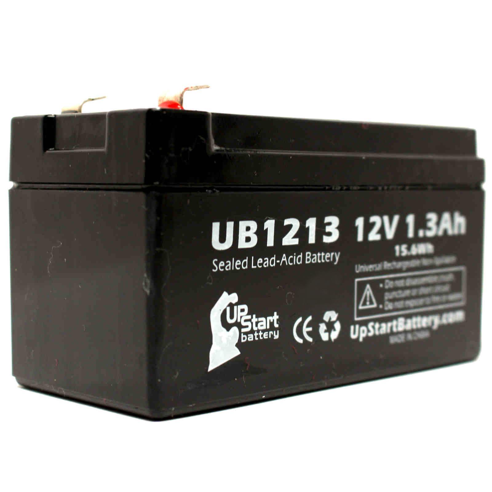 Werker Wka12 1 3f Battery Ub1213 12v 1 3ah Sealed Lead