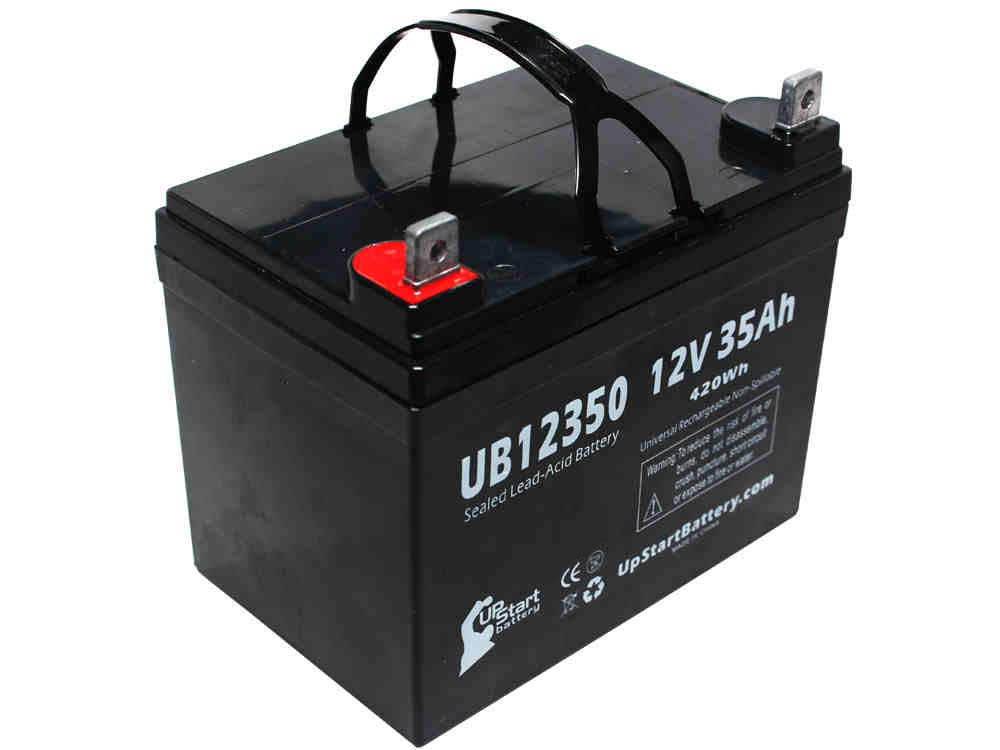 pride mobility scooter battery ub12350 12v 35ah sealed. Black Bedroom Furniture Sets. Home Design Ideas