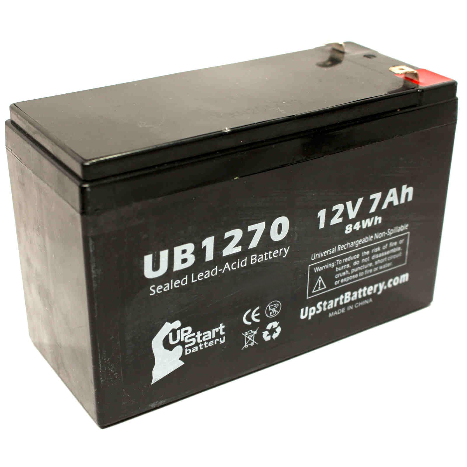 UB1270 cyberpower cp1500avrlcd battery ub1270 12v 7ah sealed lead acid  at soozxer.org