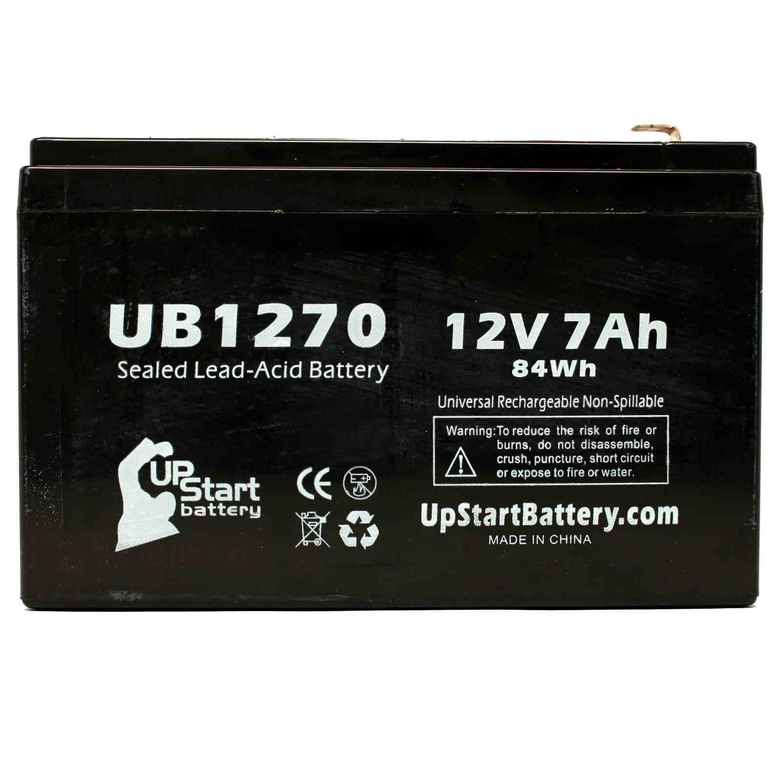 UB1270_2 cyberpower cp1500avrlcd battery ub1270 12v 7ah sealed lead acid  at reclaimingppi.co