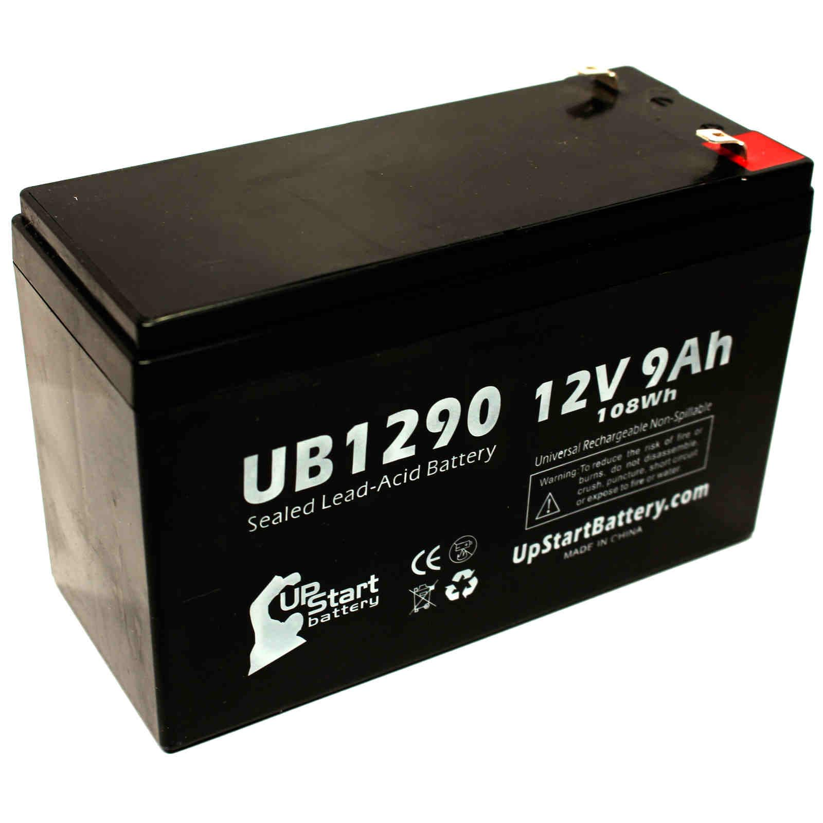 Cp1285avrlcd Replacement Battery Wiring Diagram Free Download Agm Alternator Apc Smart Ups 750 Ub1290 12v 9ah Sealed Lead Acid Sla Ebay